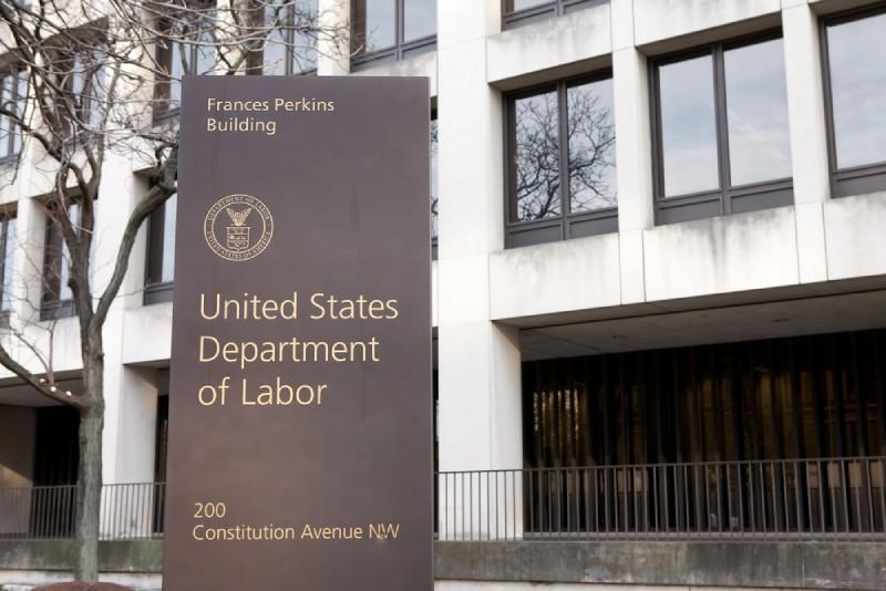 departamento del trabajo federal