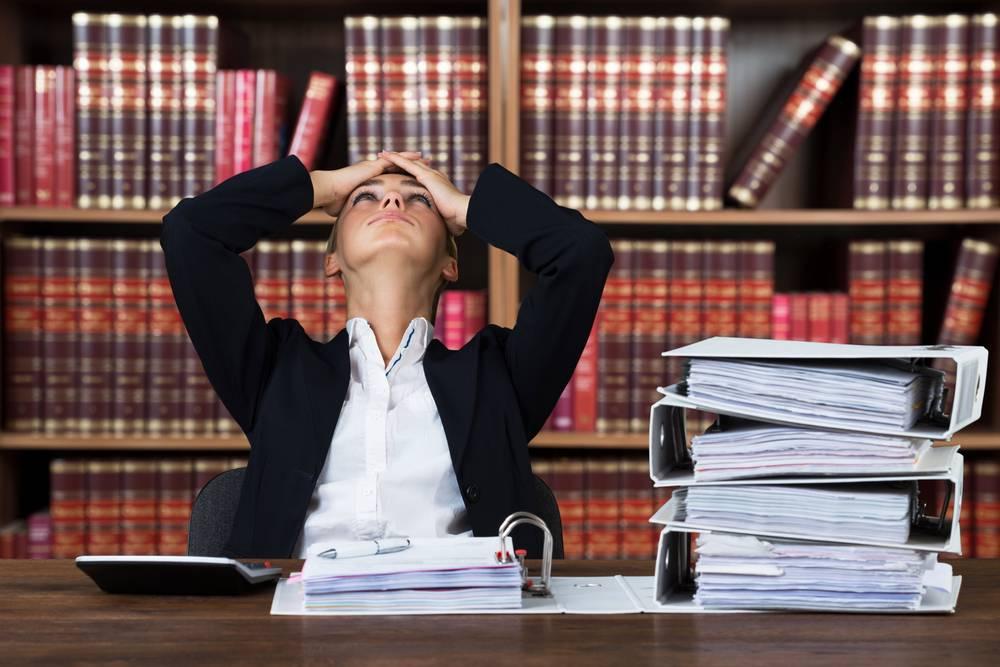 Los 10 aspectos más difíciles de ser abogado
