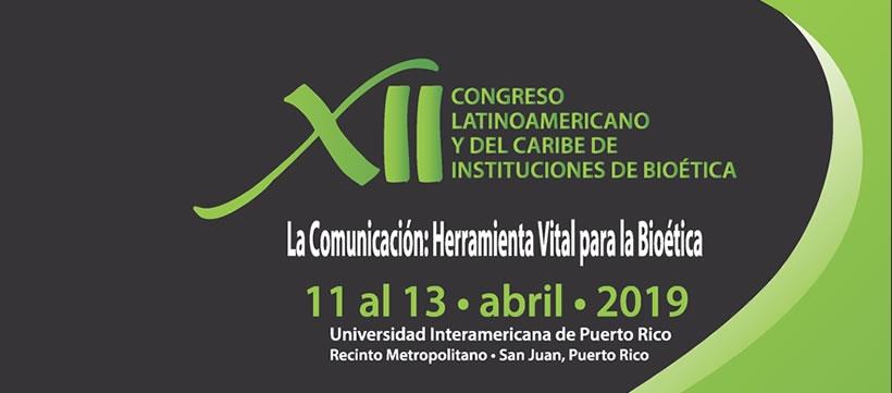 Congreso Internacional de Bioética en Puerto Rico