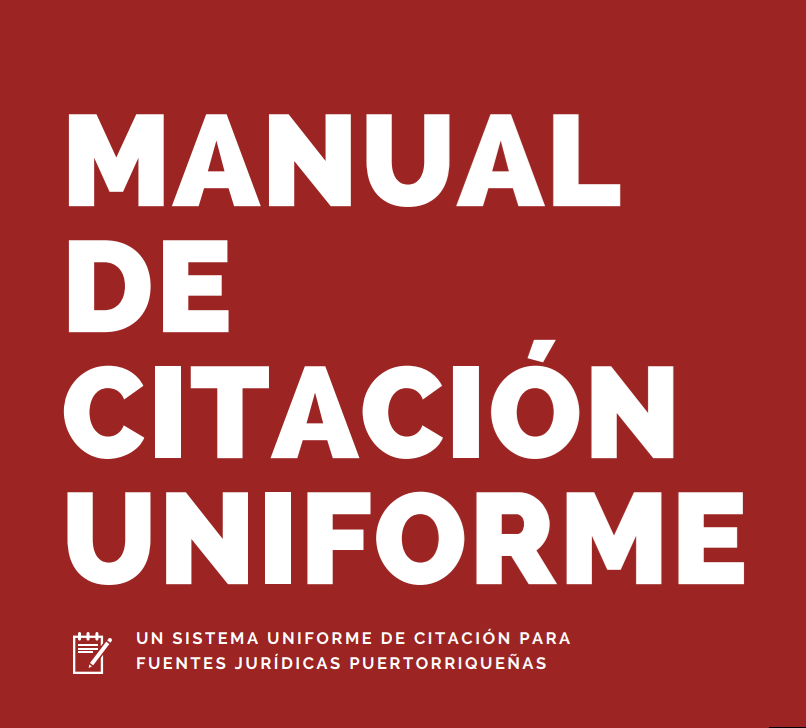 Manual de Citación Uniforme