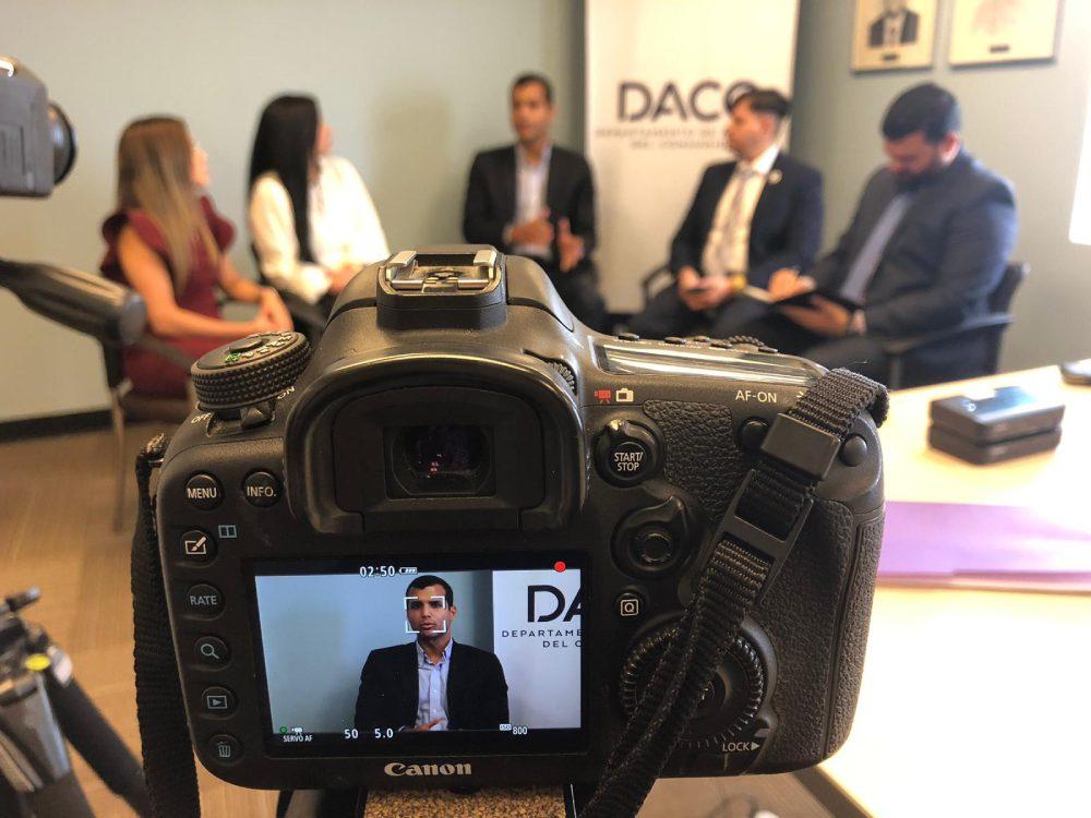 [VÍDEO] Entrevista al Lcdo. Michael Pierluisi, Secretario del DACO