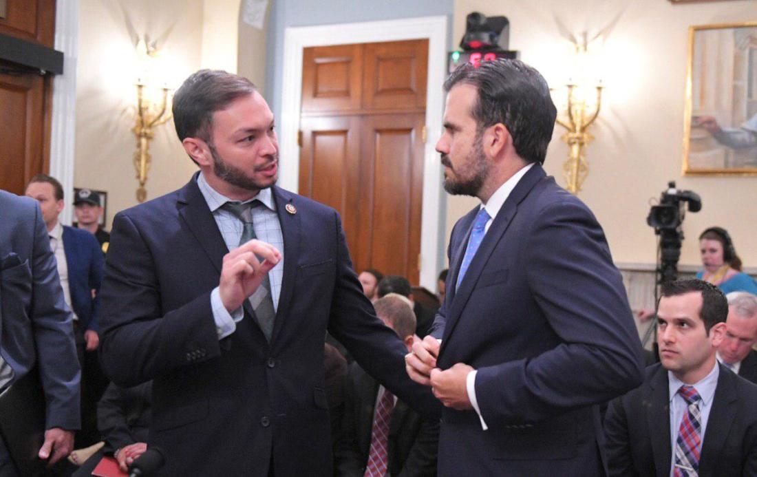 Gobernador sugiere cambios a la Junta de Supervisión Fiscal ante el Comité de Recursos Naturales de la Cámara federal