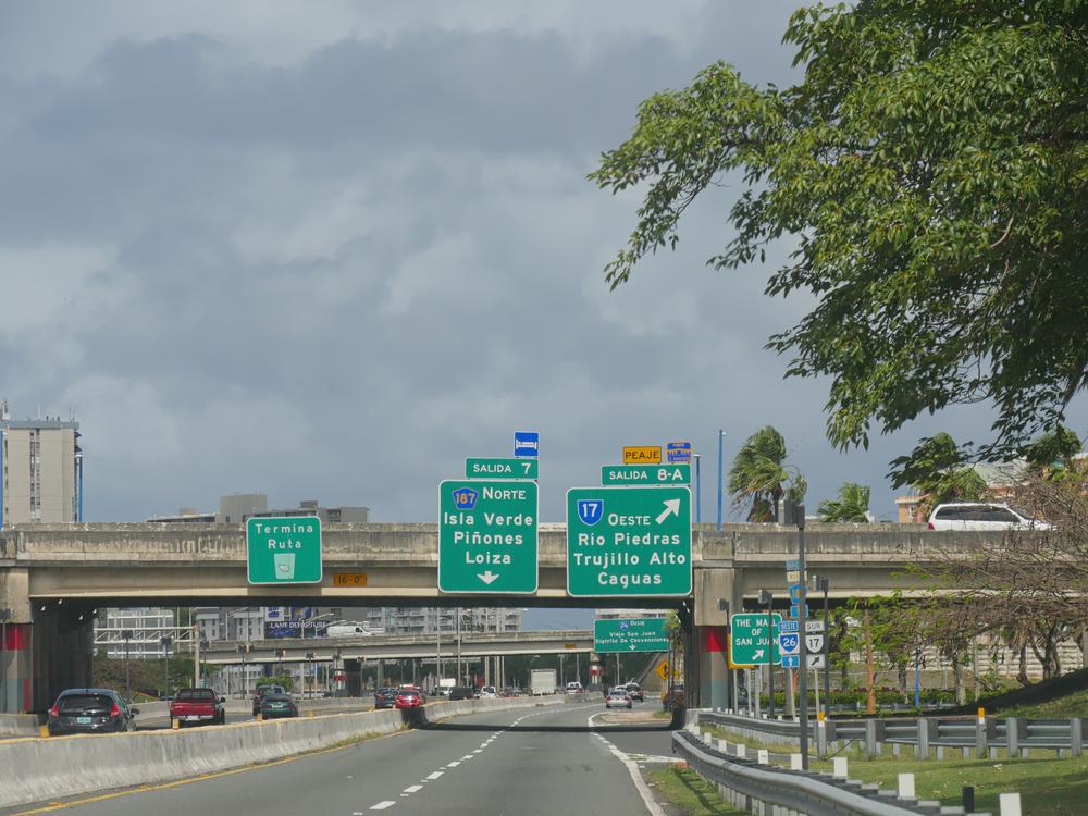 carros carretera Puerto Rico multas