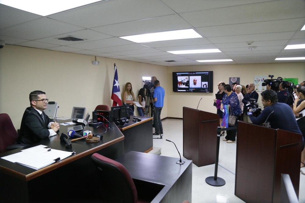 Jueza Presidenta inaugura primera Sala Especializada de Violencia de Género