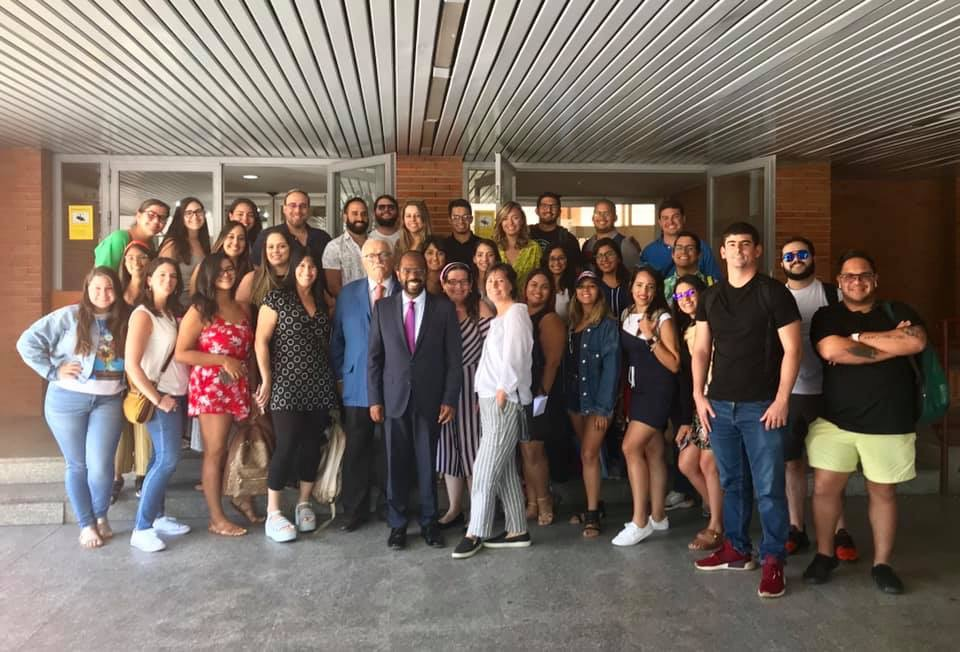 Grupo Puerto Rico UCM Verano 2019