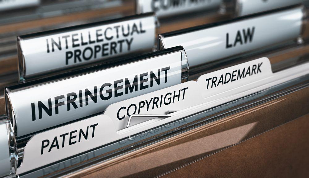 Delitos sobre la propiedad intelectual