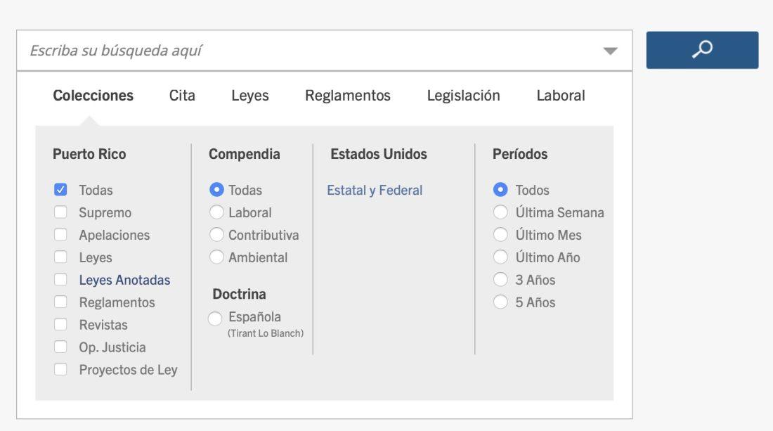 Microjuris.com: Conoce tu buscador legal integral