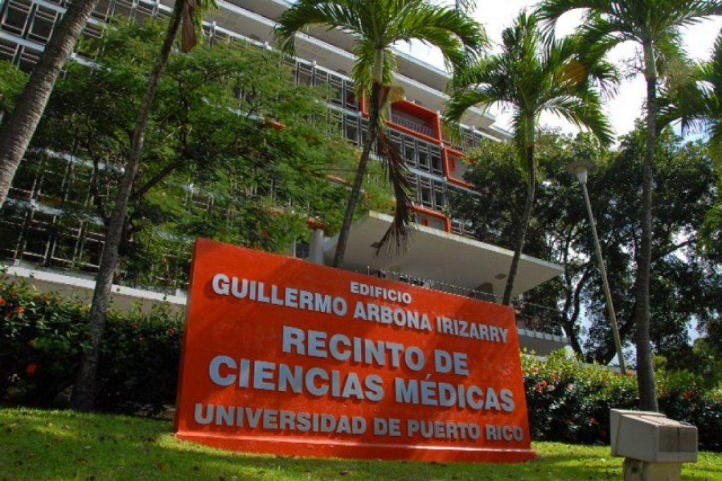 reciento de ciencias médicas UPR