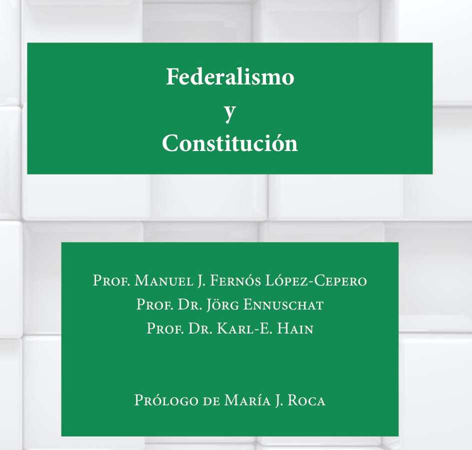 Federalismo y Constitucion-1