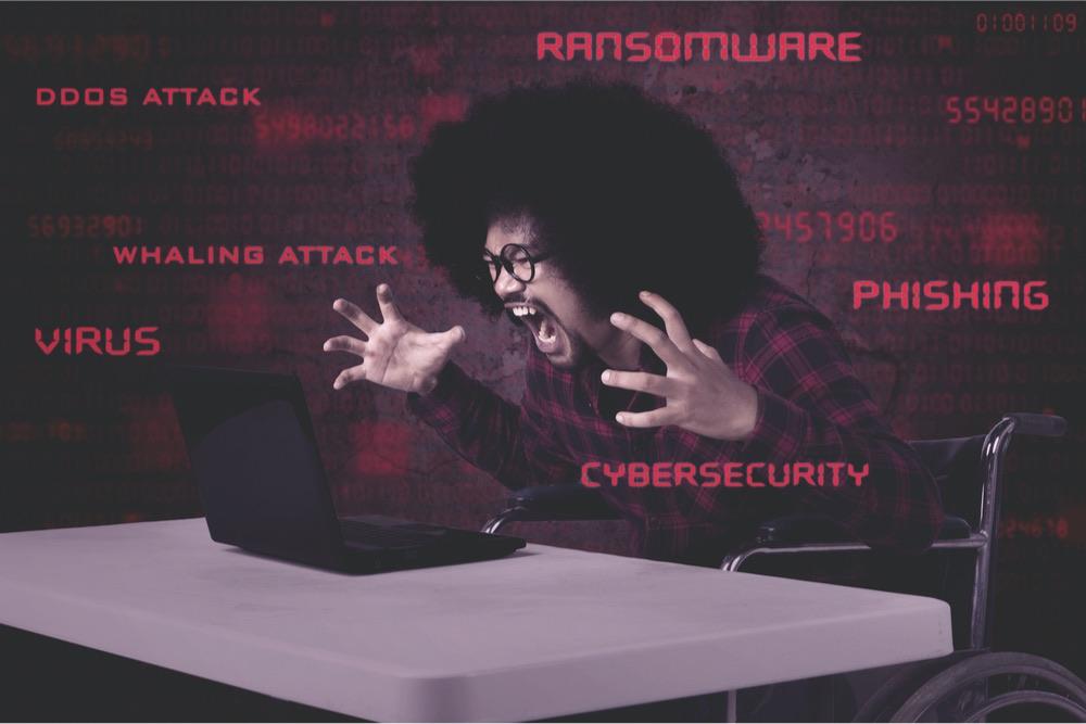 phishing whaling hackers cyberattack ciberataque