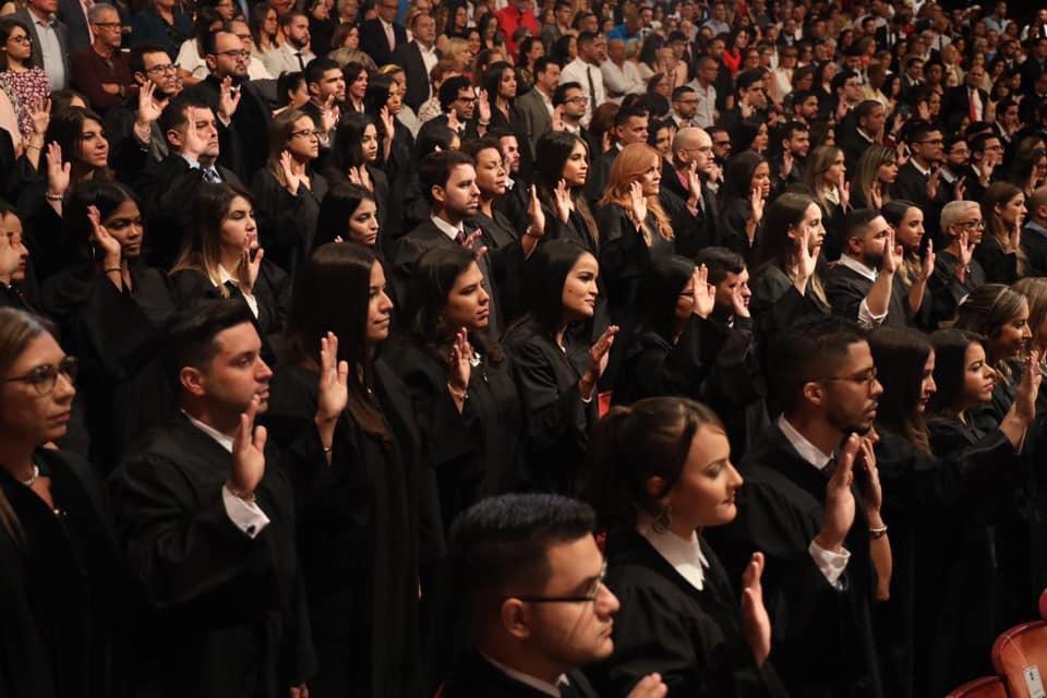 Juramentan a 209 nuevos abogados y abogadas ante el Tribunal Supremo