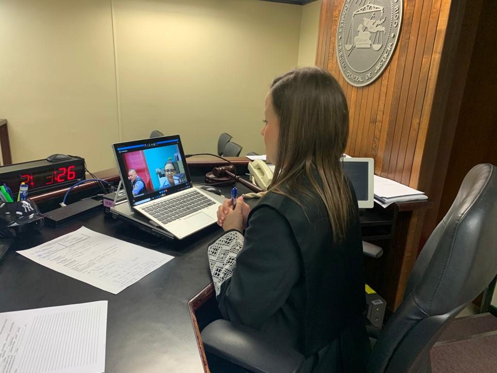 Rama Judicial comienza a celebrar vistas de causa para arresto mediante videoconferencia en Humacao y San Juan