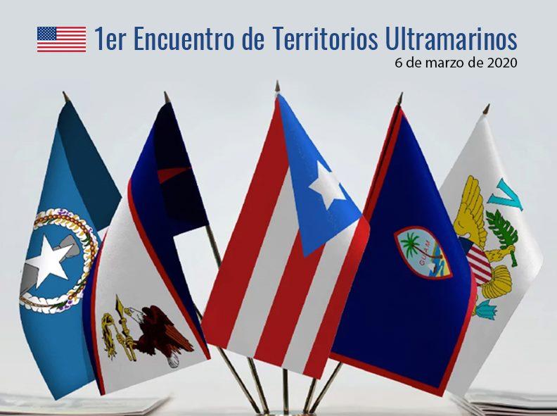 Primer Encuentro de Territorios Ultramarinos