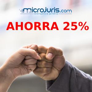 Suscripción a Microjuris Puerto Rico 24% descuento