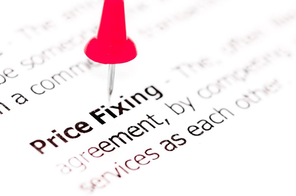 fijación de precios - price fixing