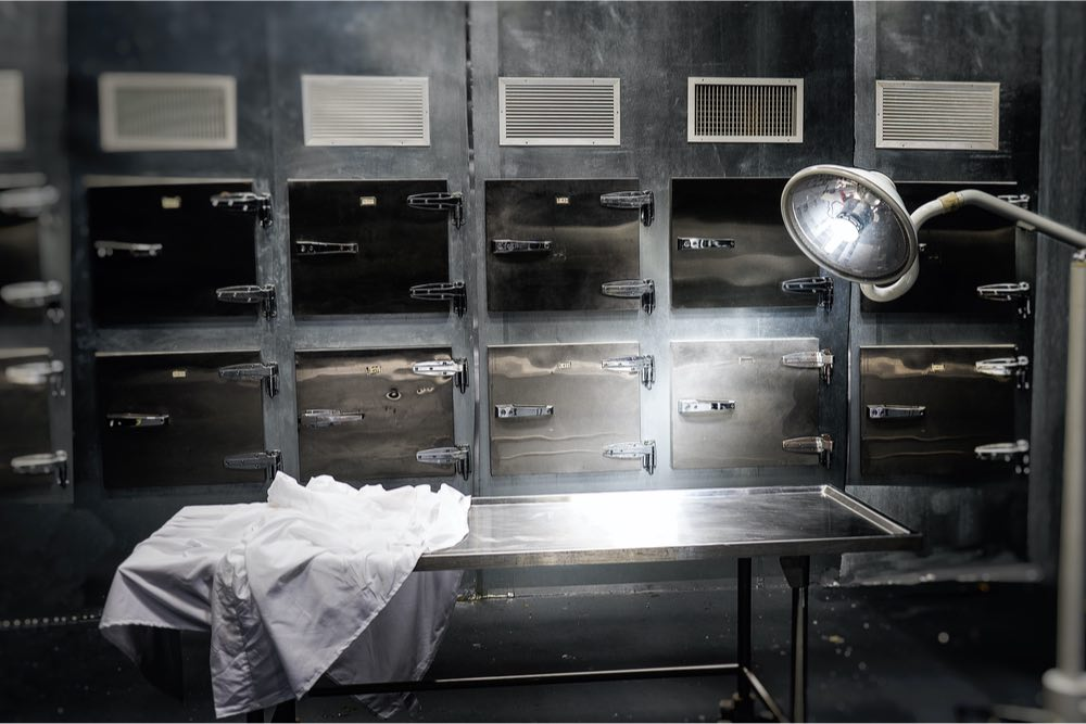 morgue ciencias forenses