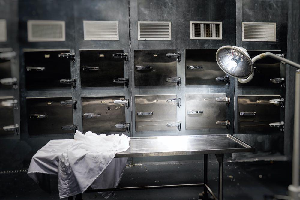 morgue ciencias forenses