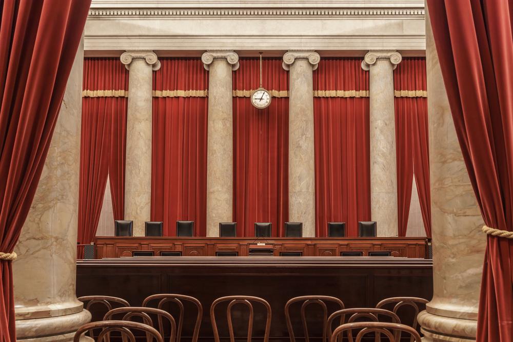 Tribunal Supremo de EU