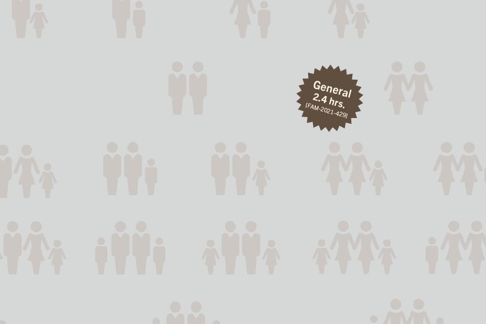 La persona, el matrimonio y el parentesco en el nuevo derecho de familia: Código Civil 2020