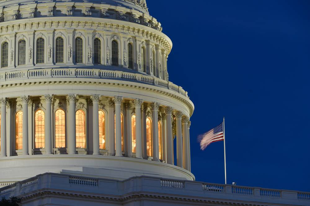 Capitolio federal Washington DC